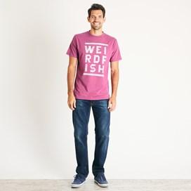 Taped Branded T-Shirt Malaga Marl