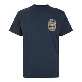 Starling Trek Artist T-Shirt Navy