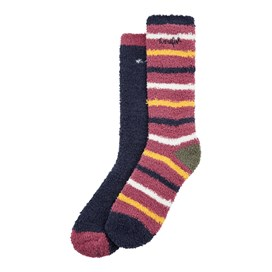 Park Fluffy Sock 2 Pack Malaga