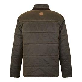 Manuel Wadded Jacket Bark