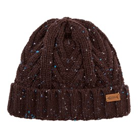 Witsel Nepp Cable Beanie Aubergine
