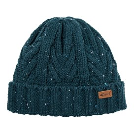 Witsel Nepp Cable Beanie Deep Sea Blue