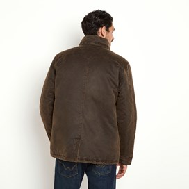 Thunderchief Wadded Jacket Bark