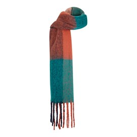 Katy Brushed Scarf Mango