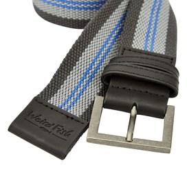 Randall Buckle Webbing Belt Washed Black