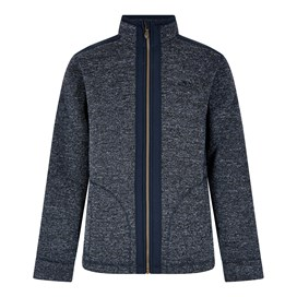Alden Full Zip Fleece Jacket Navy
