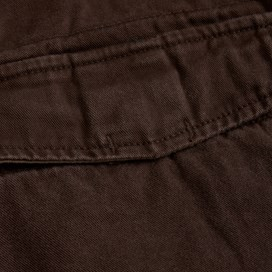 Angler 5 Pocket Chino Trouser Brown