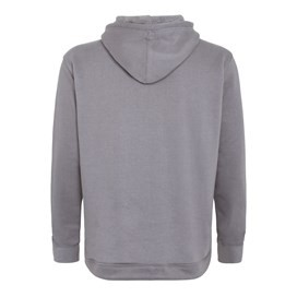 Rapid Full Zip Fleece Lined Hoody Frost Grey
