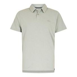 Quay Branded Polo Shirt Pistachio