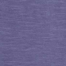 Ionia Long Sleeve Slub Top Bleached Denim