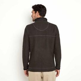 Parkway 1/4 Zip Deluxe Tech Macaroni Sweatshirt Licorice