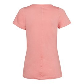 Capstan Basic Short Sleeve T-Shirt Coral Pink
