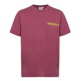 Haddock Collider Back Print Artist T-Shirt Soft Port