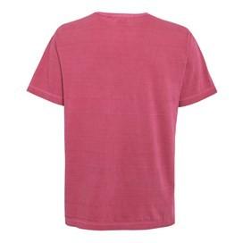 Dwell Textured Stripe T-Shirt Loganberry