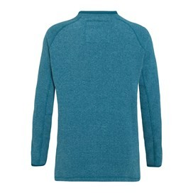 Stour Crew Neck Soft Knit Jumper Sea Green