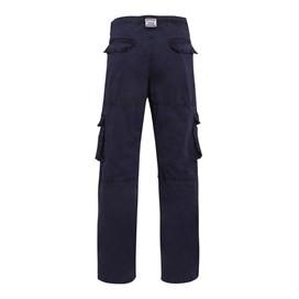 Generation Fatigue Cargo Pants Dark Navy