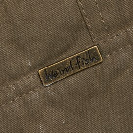 Westpoint Waxed Canvas Bomber Jacket Cedar Green