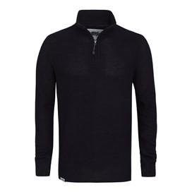 Doren 1/4 Zip Mac Active Sweatshirt Navy