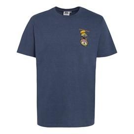 Sharkbite Artist T-Shirt Blue Mirage