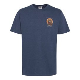Game Of Prawns Artist T-Shirt Blue Mirage