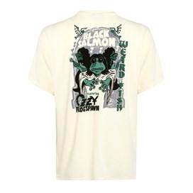 Black Salmon Artist T-Shirt Vanilla Ice