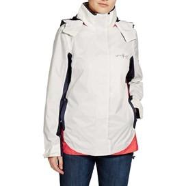 Skyline Waterproof Shell Jacket Ecru
