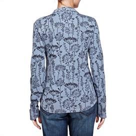 Heidi Floral Printed Jersey Shirt Storm