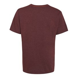 Escapade Jersey Graphic Print T-Shirt Conker Marl