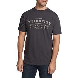 Supremecy Boy's Branded Graphic Print T-Shirt Ebony