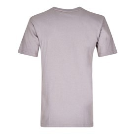 Raziel Branded Graphic Print T-Shirt Frost Grey