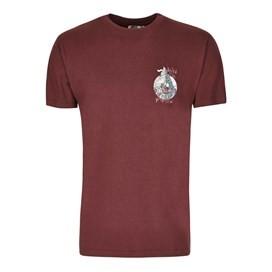 Matterprawn Printed Artist T-Shirt Conker