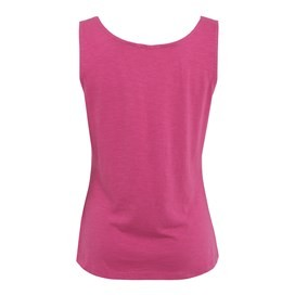 Beeches Cotton Vest Top Rose