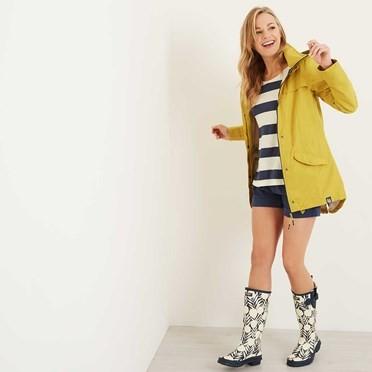 Avesta Fully Waterproof Hooded Jacket Antique Moss