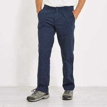 Troon Ripstop Workwear Trouser Black Iris