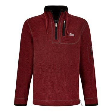 Parkway Deluxe Tech Mac Oxblood