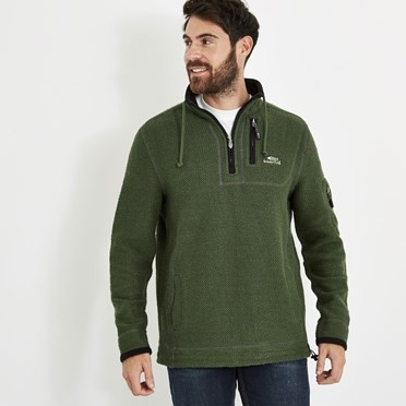 Parkway Deluxe Tech Mac Military Olive