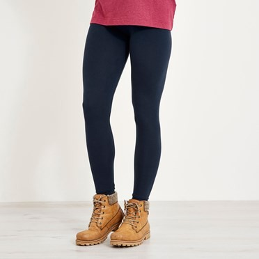 Louisa Stretch Leggings Dark Navy