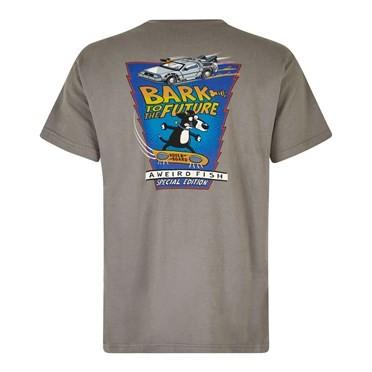Bark Future Artist T-Shirt Steel Grey