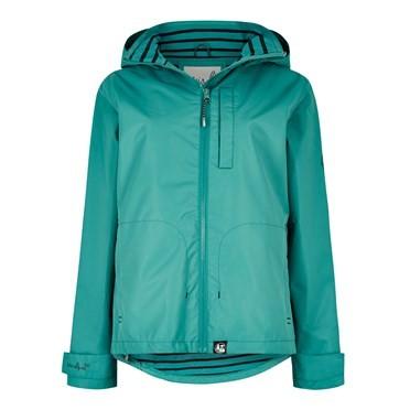 Lulu Waterproof Jacket Viridis