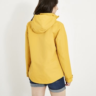Lulu Waterproof Jacket Sweetcorn