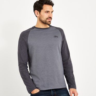 Askill Long Sleeve Jersey T-Shirt Twilight Marl