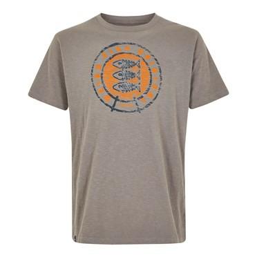 Origin Graphic T-Shirt Steel Grey