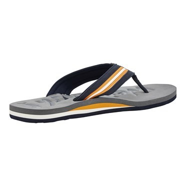 Waterford Branded Flip Flop Steel Grey