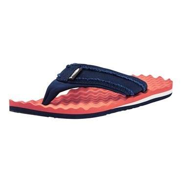 Wexford Waffle Flip Flop Retro Red