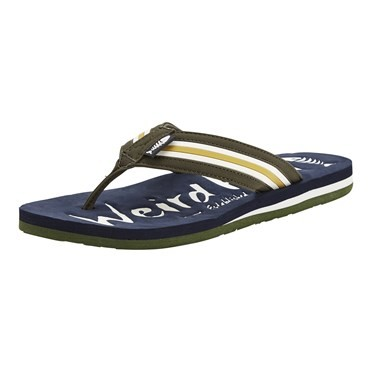 Waterford Branded Flip Flop Dark Navy