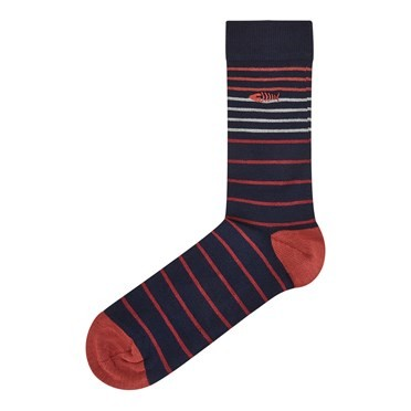Erik Bamboo Socks Dark Navy