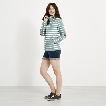 Kiki Printed Cotton Jacket Arona