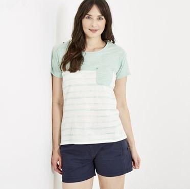 Paros Pocket T-Shirt Honeydew