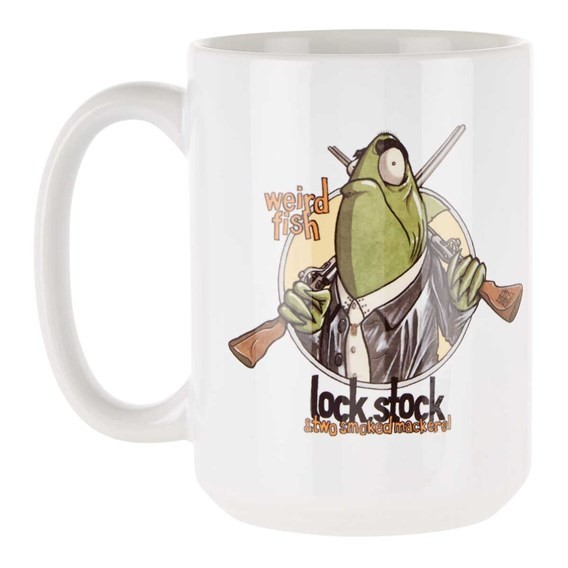 Lock Stock Mug