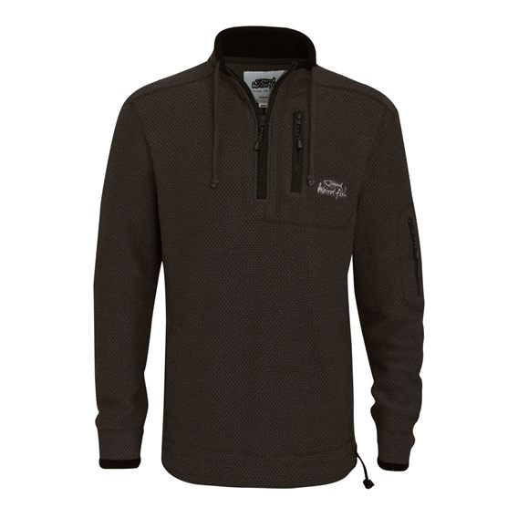 Parkway Deluxe Tech Macaroni Sweatshirt Licorice